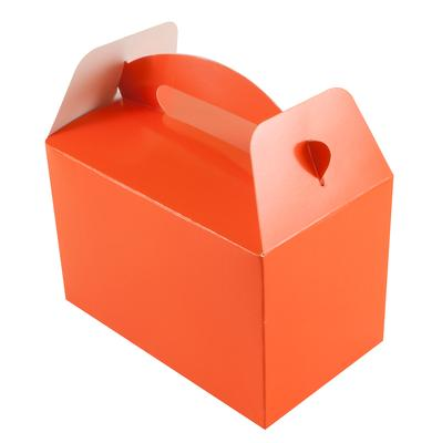 Oaktree Party Box 100mm x 154mm x 92mm 6pcs Orange No.04 - Accessories
